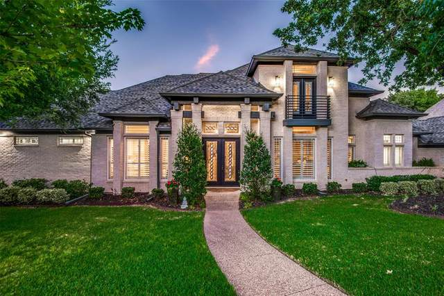 3112 Kimberlee Lane, Highland Village, TX 75077 (MLS #14569054) :: Team Tiller