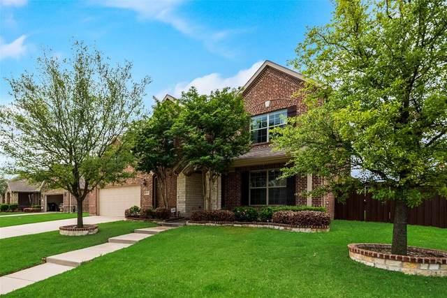 4961 Linda Lane, Frisco, TX 75033 (MLS #14569068) :: Wood Real Estate Group