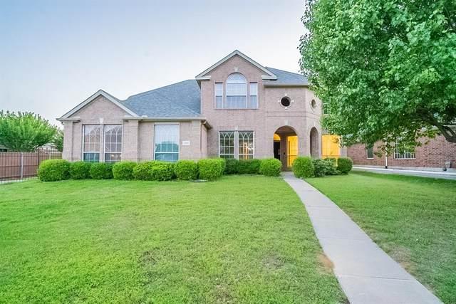 2905 Saint Jude Drive, Mansfield, TX 76063 (MLS #14569074) :: Wood Real Estate Group