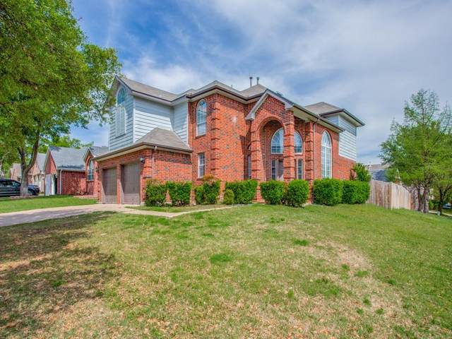 4745 Great Divide Drive, Fort Worth, TX 76137 (MLS #14569097) :: Wood Real Estate Group