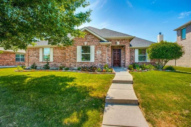 1816 Brookridge Drive, Wylie, TX 75098 (MLS #14569136) :: The Tierny Jordan Network