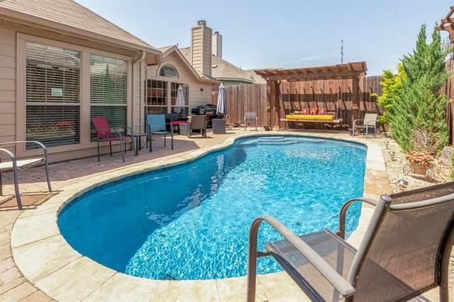 6356 Redeagle Creek Drive, Fort Worth, TX 76179 (MLS #14569140) :: Trinity Premier Properties