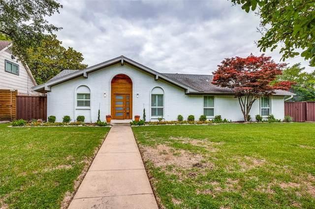 4040 High Summit Drive, Dallas, TX 75244 (MLS #14569142) :: Team Hodnett