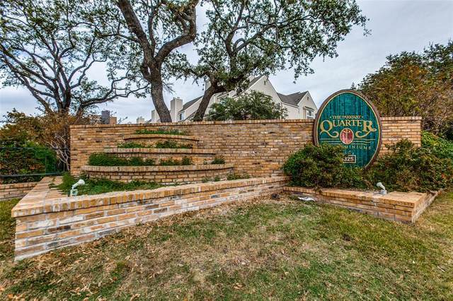 5325 Bent Tree Forest Drive #1124, Dallas, TX 75248 (MLS #14569150) :: The Tierny Jordan Network