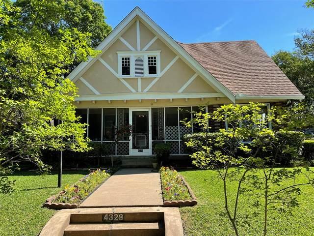 4328 Vandelia Street, Dallas, TX 75219 (MLS #14569154) :: Frankie Arthur Real Estate