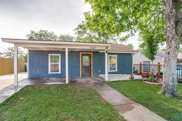 3462 Schwartz Avenue, Fort Worth, TX 76106 (MLS #14569157) :: Real Estate By Design