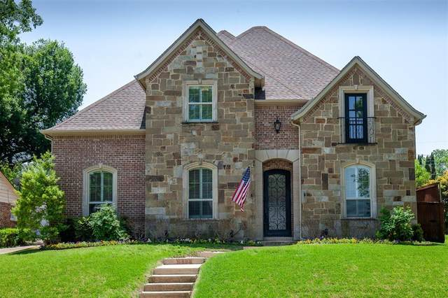 6356 Malcolm Drive, Dallas, TX 75214 (MLS #14569167) :: Craig Properties Group