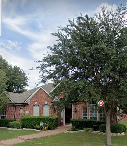 10808 Briar Brook Lane, Frisco, TX 75033 (#14569170) :: Homes By Lainie Real Estate Group