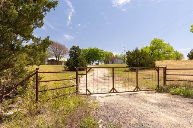 100 Horseshoe Trail, Weatherford, TX 76085 (MLS #14569188) :: Trinity Premier Properties