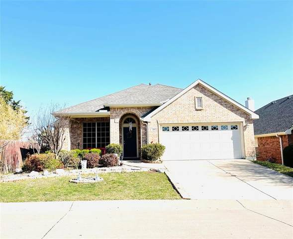 419 Red Sage Lane, Duncanville, TX 75137 (MLS #14569191) :: All Cities USA Realty