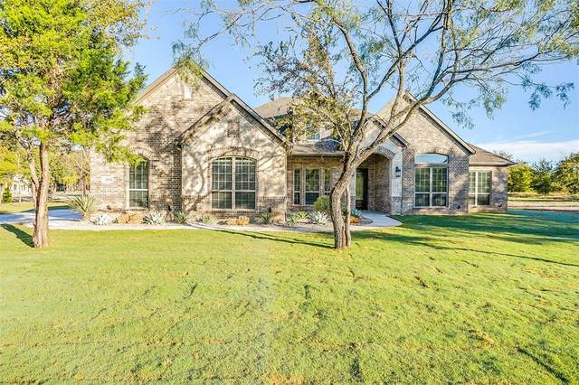 1026 Alex Drive, Springtown, TX 76082 (MLS #14569213) :: All Cities USA Realty