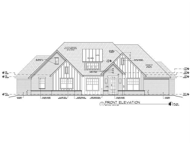 106 Katy Ranch Drive, Weatherford, TX 76085 (MLS #14569221) :: Maegan Brest | Keller Williams Realty
