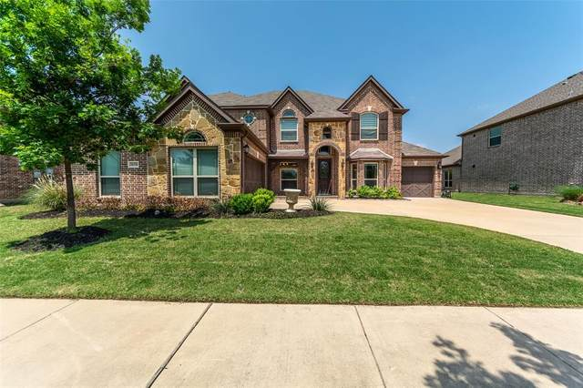 14320 Sorano Drive, Frisco, TX 75035 (MLS #14569229) :: Jones-Papadopoulos & Co