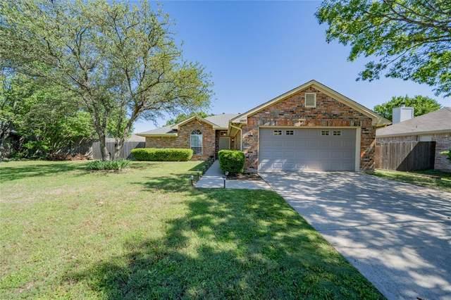 1809 Le Sage Court, Denton, TX 76208 (MLS #14569231) :: The Kimberly Davis Group