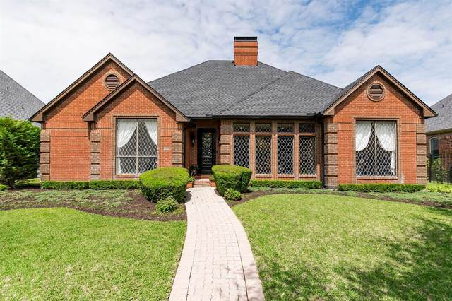 7523 Summitview Drive, Irving, TX 75063 (MLS #14569261) :: All Cities USA Realty