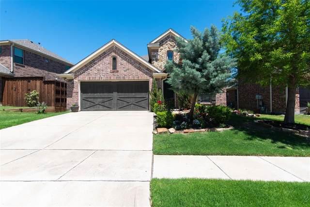 4020 Deer Lake Drive, Mckinney, TX 75071 (MLS #14569268) :: The Kimberly Davis Group