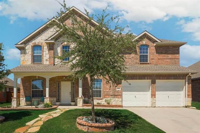 14916 Lone Spring Drive, Little Elm, TX 75068 (MLS #14569273) :: The Kimberly Davis Group