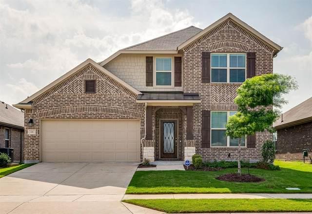 616 Bird Creek Drive, Little Elm, TX 75068 (MLS #14569293) :: All Cities USA Realty