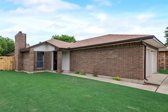 301 Valley Spring Drive, Arlington, TX 76018 (MLS #14569296) :: Wood Real Estate Group