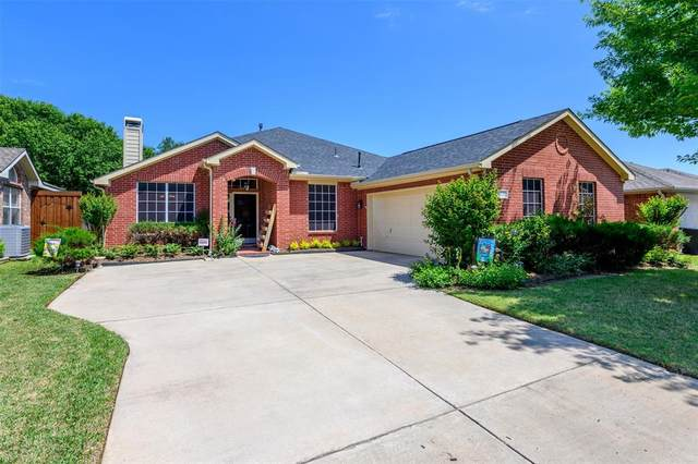 1633 Nightingale Lane, Corinth, TX 76210 (MLS #14569335) :: Team Tiller