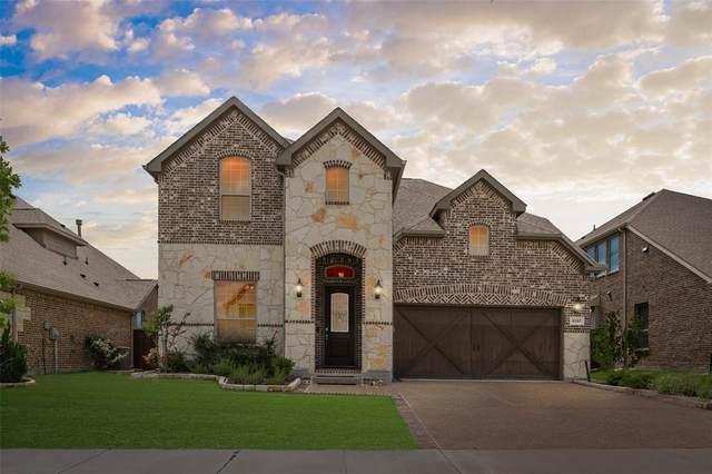 6257 Culverdale Lane, Frisco, TX 75034 (MLS #14569336) :: Jones-Papadopoulos & Co