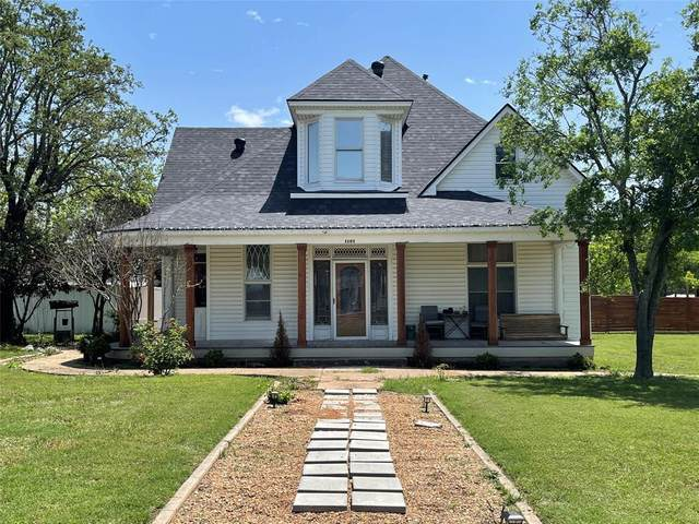 1101 W 12th Street, Cisco, TX 76437 (MLS #14569347) :: RE/MAX Landmark