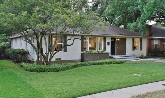 6116 Sudbury Drive, Dallas, TX 75214 (MLS #14569348) :: Craig Properties Group