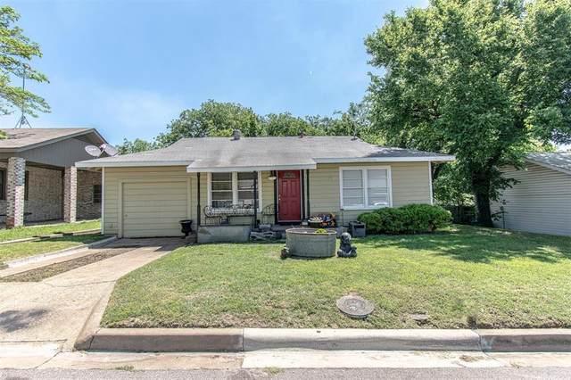 1210 Grace Street, Weatherford, TX 76086 (MLS #14569396) :: Trinity Premier Properties