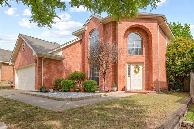4733 Misty Ridge Drive, Fort Worth, TX 76137 (MLS #14569416) :: Wood Real Estate Group