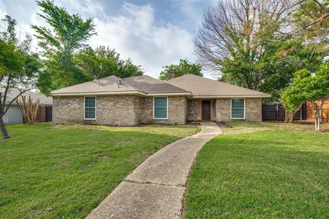2312 Regal Road, Plano, TX 75075 (MLS #14569423) :: Real Estate By Design
