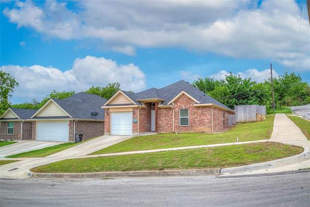 2823 18th Street, Fort Worth, TX 76106 (MLS #14569448) :: Real Estate By Design