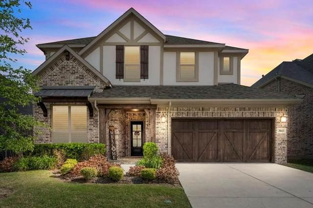 3043 Seattle Slew Drive, Celina, TX 75009 (MLS #14569472) :: Premier Properties Group of Keller Williams Realty