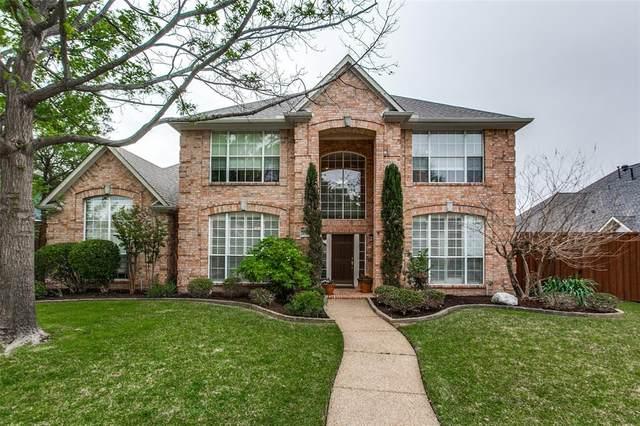 3704 Roxbury Lane, Plano, TX 75025 (MLS #14569499) :: The Hornburg Real Estate Group