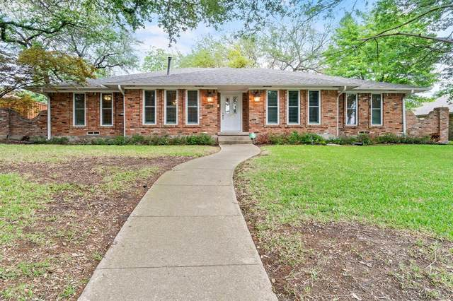 9651 Millridge Drive, Dallas, TX 75243 (MLS #14569522) :: Front Real Estate Co.