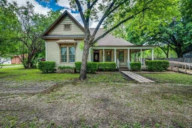 209 Penn Street, Waxahachie, TX 75165 (MLS #14569525) :: Rafter H Realty