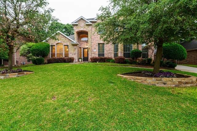3011 Hidden Springs Drive, Corinth, TX 76210 (MLS #14569527) :: Real Estate By Design