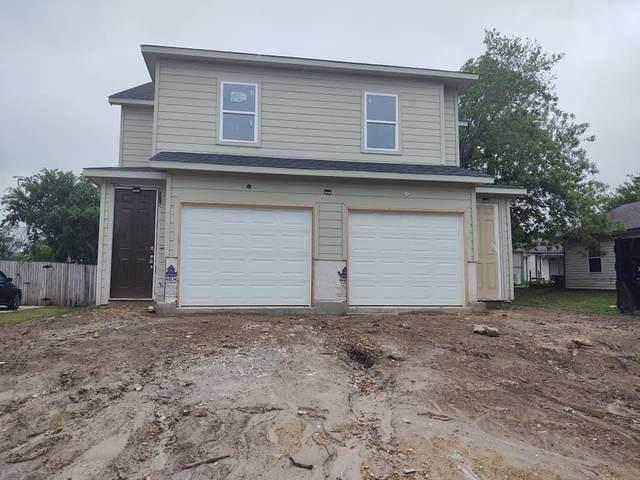 1716 Belzise Terrace, Fort Worth, TX 76104 (MLS #14569530) :: Team Hodnett