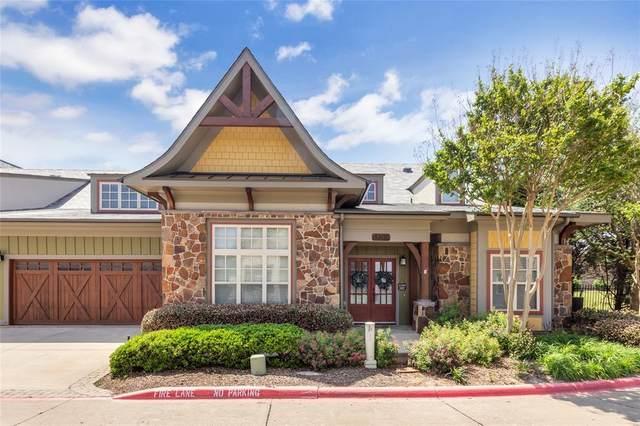 5200 Sutton Circle #3101, Mckinney, TX 75070 (MLS #14569533) :: Premier Properties Group of Keller Williams Realty