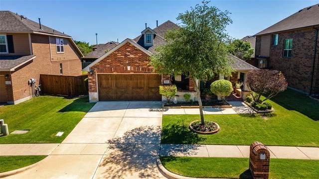 913 Fulbourne Drive, Anna, TX 75409 (MLS #14569554) :: Team Hodnett