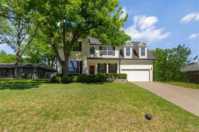 809 Baker Street, Mckinney, TX 75069 (MLS #14569558) :: The Kimberly Davis Group