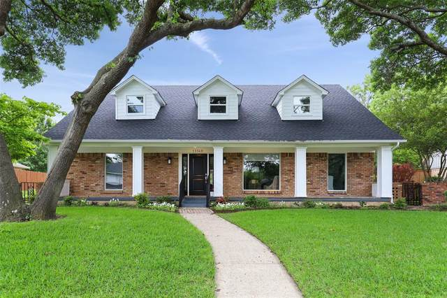 13340 Purple Sage Road, Dallas, TX 75240 (MLS #14569582) :: Front Real Estate Co.