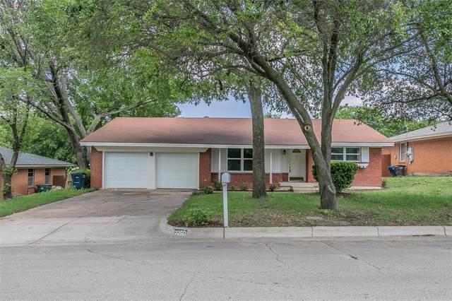 2250 Capri Drive, Fort Worth, TX 76114 (MLS #14569590) :: The Mauelshagen Group