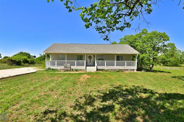 724 Hamby Road, Clyde, TX 79510 (MLS #14569591) :: All Cities USA Realty