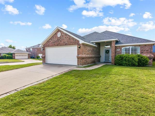 2307 Natchez Drive, Ennis, TX 75119 (MLS #14569596) :: The Kimberly Davis Group