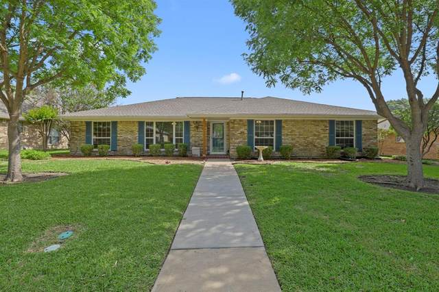 3013 Sewanee Drive, Plano, TX 75075 (#14569598) :: Homes By Lainie Real Estate Group
