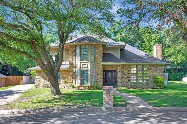 5509 Chimney Rock Road, Fort Worth, TX 76112 (MLS #14569606) :: Frankie Arthur Real Estate