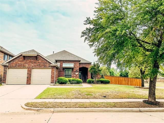 2713 Katie Trail, Melissa, TX 75454 (MLS #14569613) :: Bray Real Estate Group