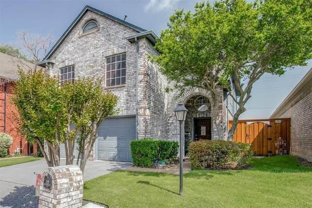 4327 N Capistrano Drive, Dallas, TX 75287 (MLS #14569620) :: The Kimberly Davis Group