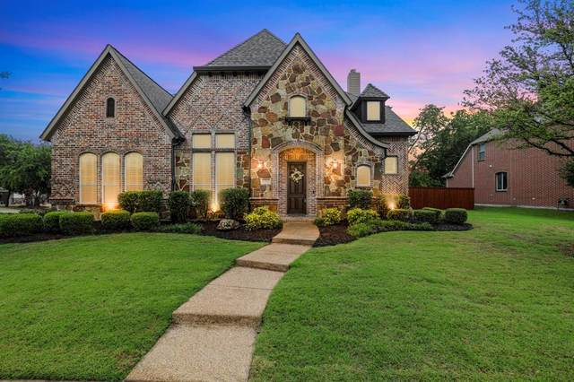 1001 Everglades Drive, Allen, TX 75013 (MLS #14569624) :: The Tierny Jordan Network