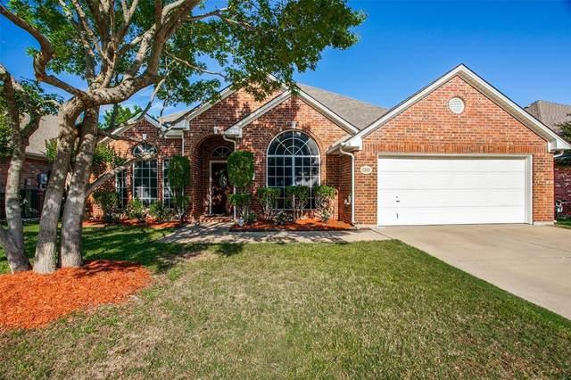 1201 Andromeda Way, Arlington, TX 76013 (MLS #14569627) :: Wood Real Estate Group